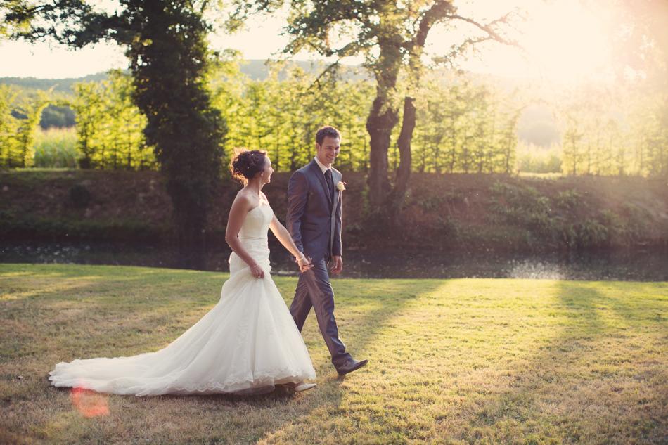 A Rustic Elegant Wedding in a French Manor125