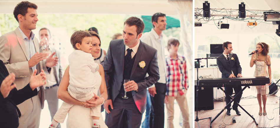 A Rustic Elegant Wedding in a French Manor133