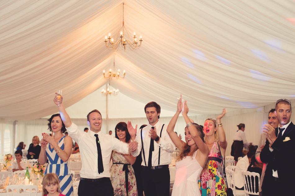 A Rustic Elegant Wedding in a French Manor136