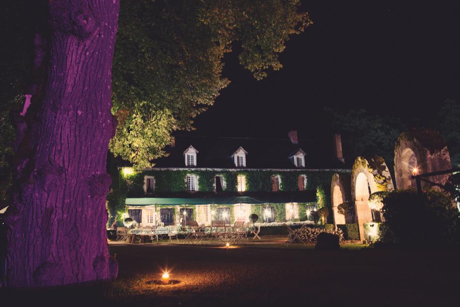 A Rustic Elegant Wedding in a French Manor152