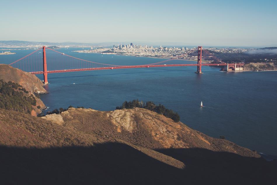 Marin Headlands Engagement - San Francisco ©Anne-Claire Brun 001