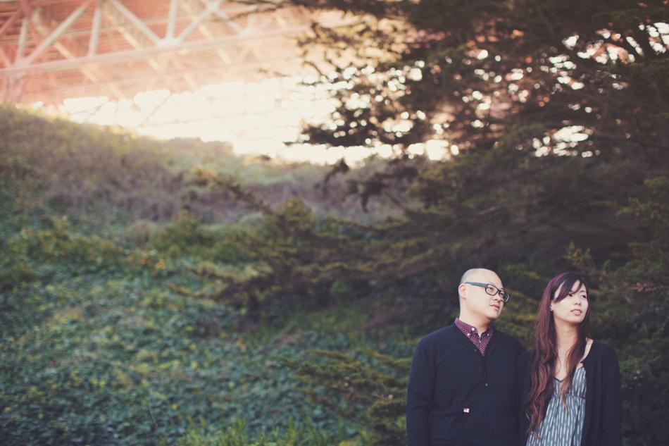 Marin Headlands Engagement - San Francisco ©Anne-Claire Brun 004
