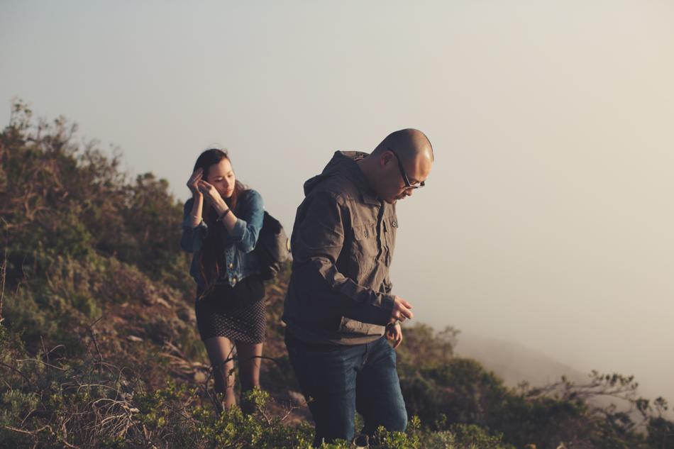 Marin Headlands Engagement - San Francisco ©Anne-Claire Brun 031