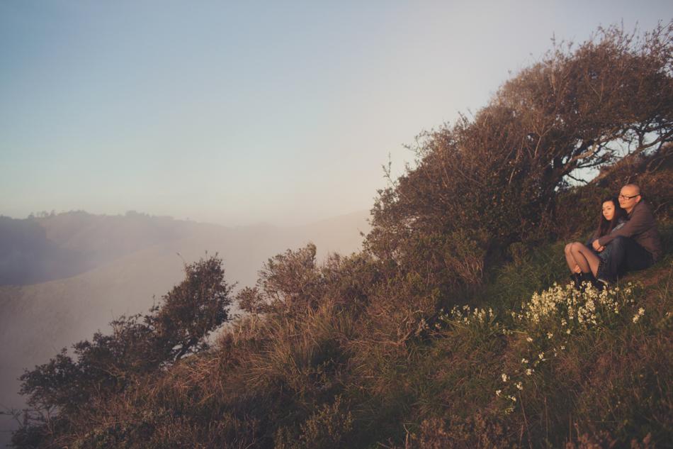 Marin Headlands Engagement - San Francisco ©Anne-Claire Brun 049