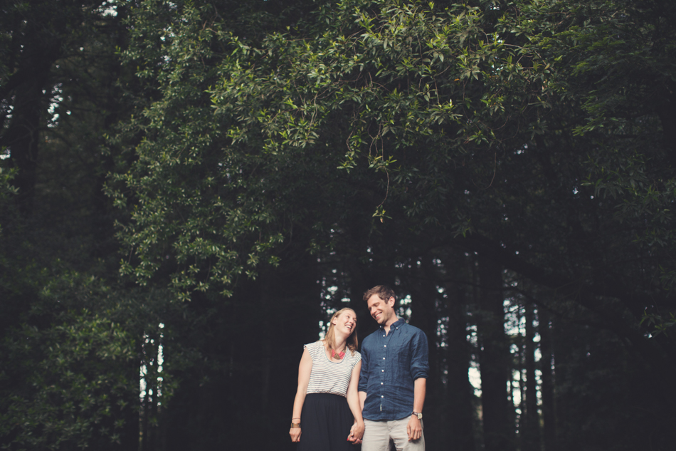 Engagement Session in Berkeley Redwood Forrest ©Anne-Claire Brun 0017