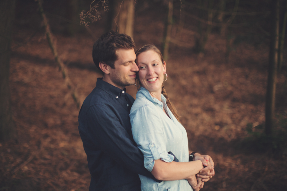 Engagement Session in Berkeley Redwood Forrest ©Anne-Claire Brun 0047