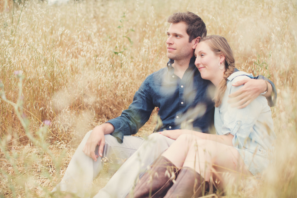 Engagement Session in Berkeley Redwood Forrest ©Anne-Claire Brun 0057