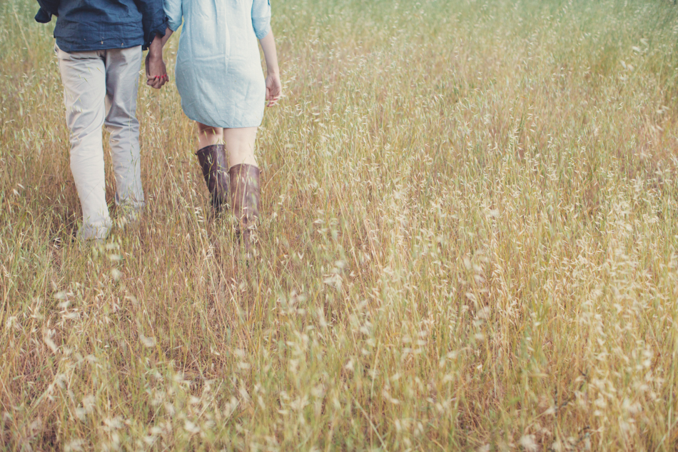 Engagement Session in Berkeley Redwood Forrest ©Anne-Claire Brun 0076