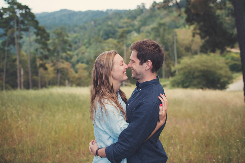Engagement Session in Berkeley Redwood Forrest ©Anne-Claire Brun 0079