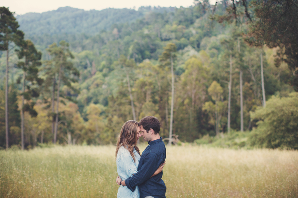 Engagement Session in Berkeley Redwood Forrest ©Anne-Claire Brun 0082