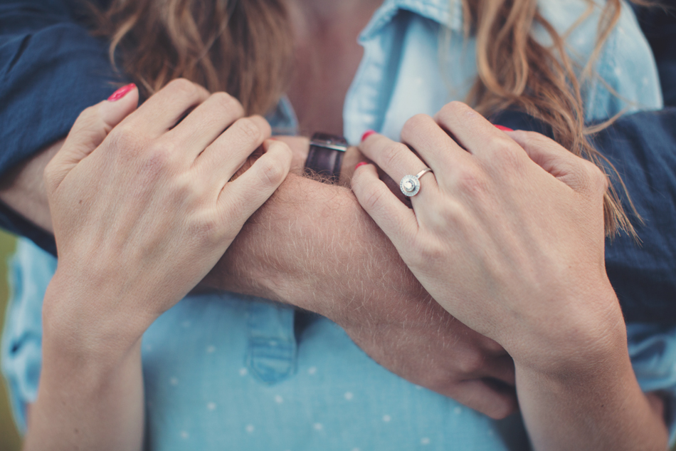 Engagement Session in Berkeley Redwood Forrest ©Anne-Claire Brun 0086