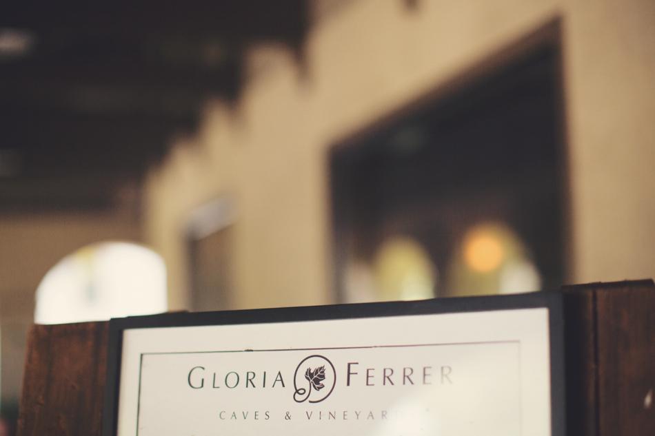 Gloria Ferrer Wedding Elopement in Napa Vineyard ©Anne-Claire Brun 0009