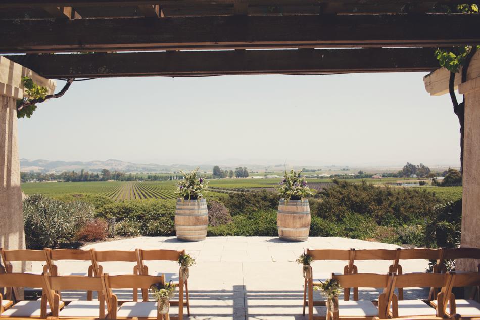 Gloria Ferrer Wedding Elopement in Napa Vineyard ©Anne-Claire Brun 0030