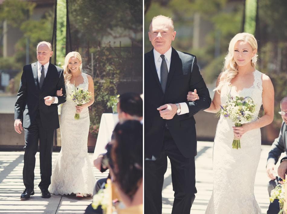Gloria Ferrer Wedding Elopement in Napa Vineyard ©Anne-Claire Brun 0032