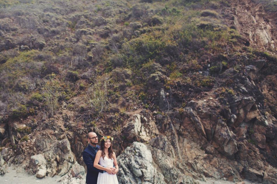 026©Anne-Claire Brun Big Sur Limekiln Wedding Photographer