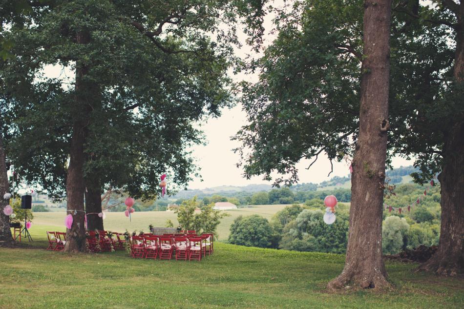 ©Anne-Claire Brun - Mariage Domaine de Tilh - France - Destination Wedding031