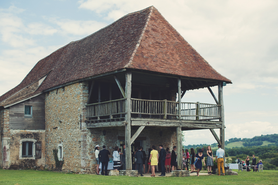 ©Anne-Claire Brun - Mariage Domaine de Tilh - France - Destination Wedding050