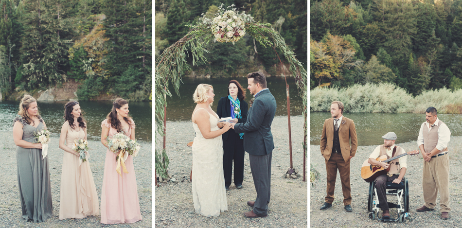Casini Ranch Campground Wedding On The Russian River By Anne Claire Brun0087