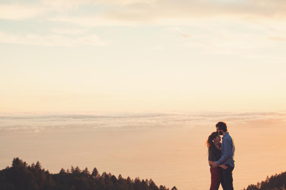 Mount Tamalpais Couple photos by Anne-Claire Brun0039