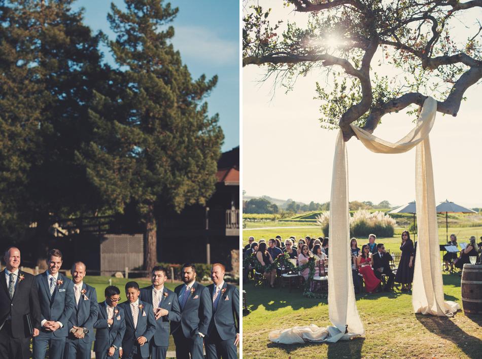 Chardonnay Golf Club Napa Wedding by Anne-Claire Brun 0040