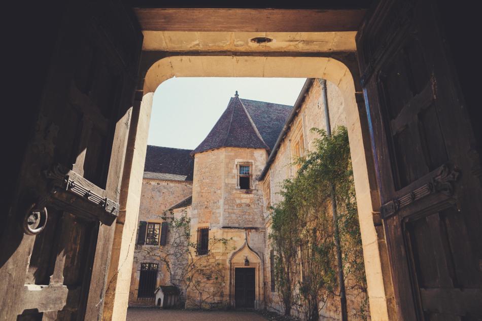 Mariage au chateau de la Bourlie Anne-Claire Brun 0011