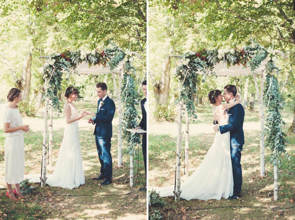 Mariage au chateau de la Bourlie Anne-Claire Brun 0082