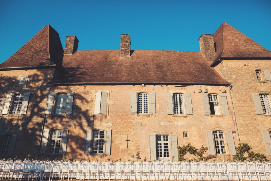 Mariage au chateau d'urval