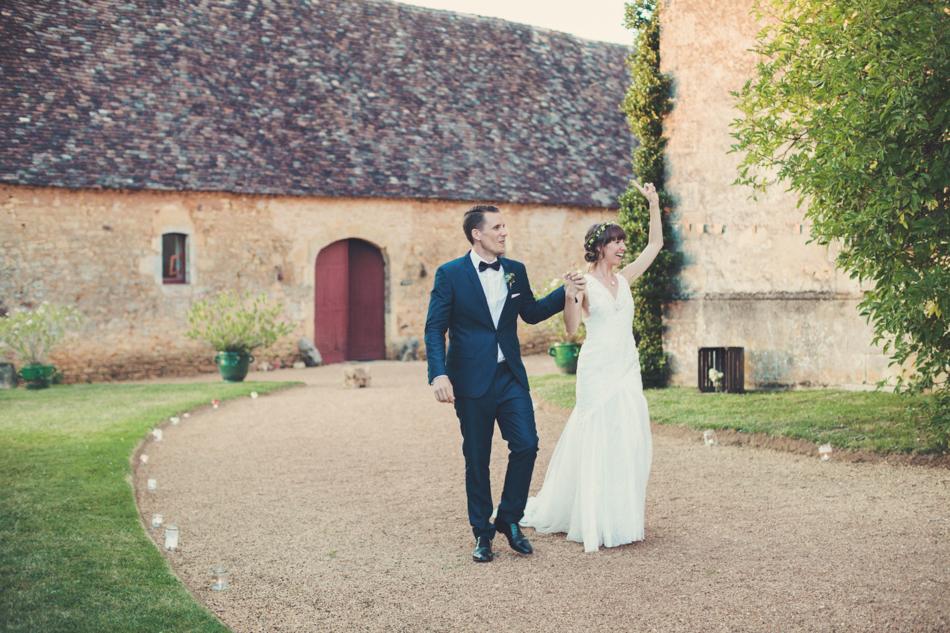 Mariage au chateau de la Bourlie Anne-Claire Brun 0159