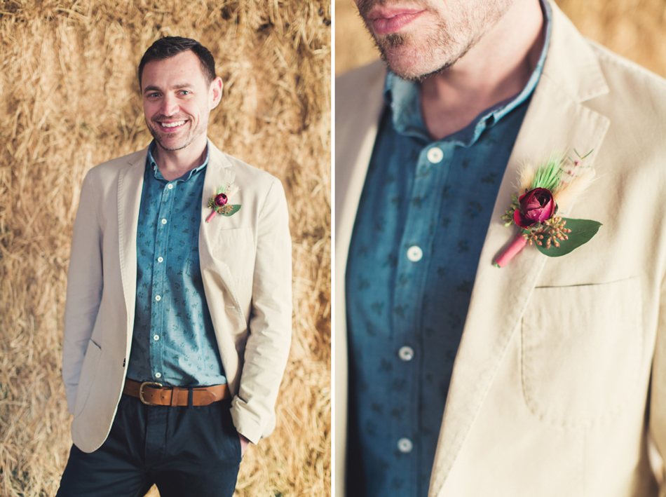 Cow Track Ranch Wedding Nicasio California by Anne-Claire Brun 007