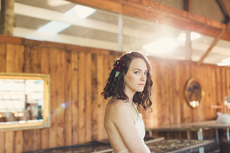Cow Track Ranch Wedding Nicasio California by Anne-Claire Brun 029