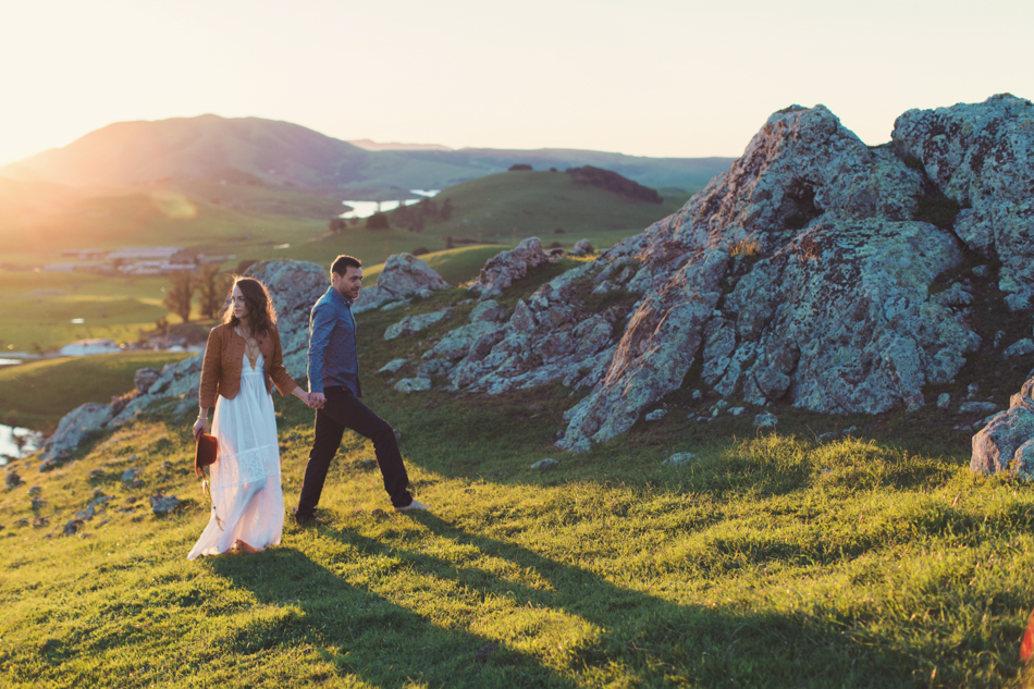 Cow Track Ranch Wedding Nicasio California by Anne-Claire Brun 040