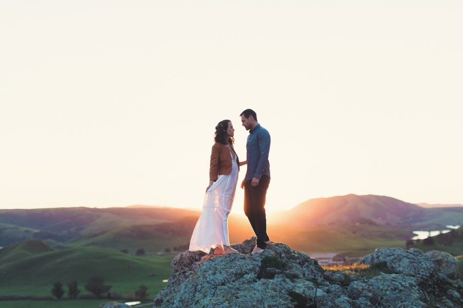 Cow Track Ranch Wedding Nicasio California by Anne-Claire Brun 043