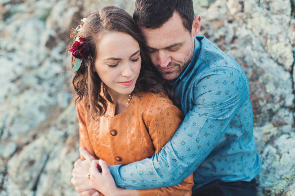 Cow Track Ranch Wedding Nicasio California by Anne-Claire Brun 047
