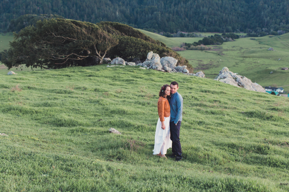 Cow Track Ranch Wedding Nicasio California by Anne-Claire Brun 048