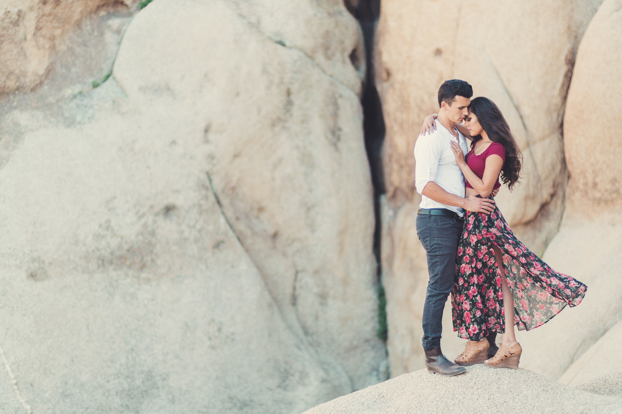 Joshua Tree engagement photos  @AnneClaireBrun 0002