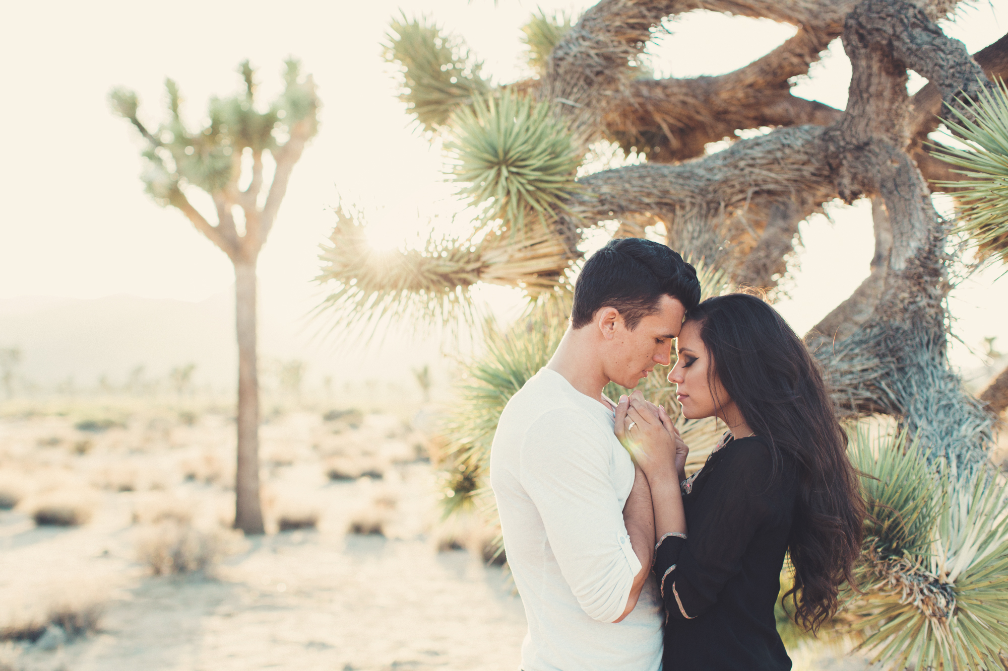 Joshua Tree engagement photos  @AnneClaireBrun 0020
