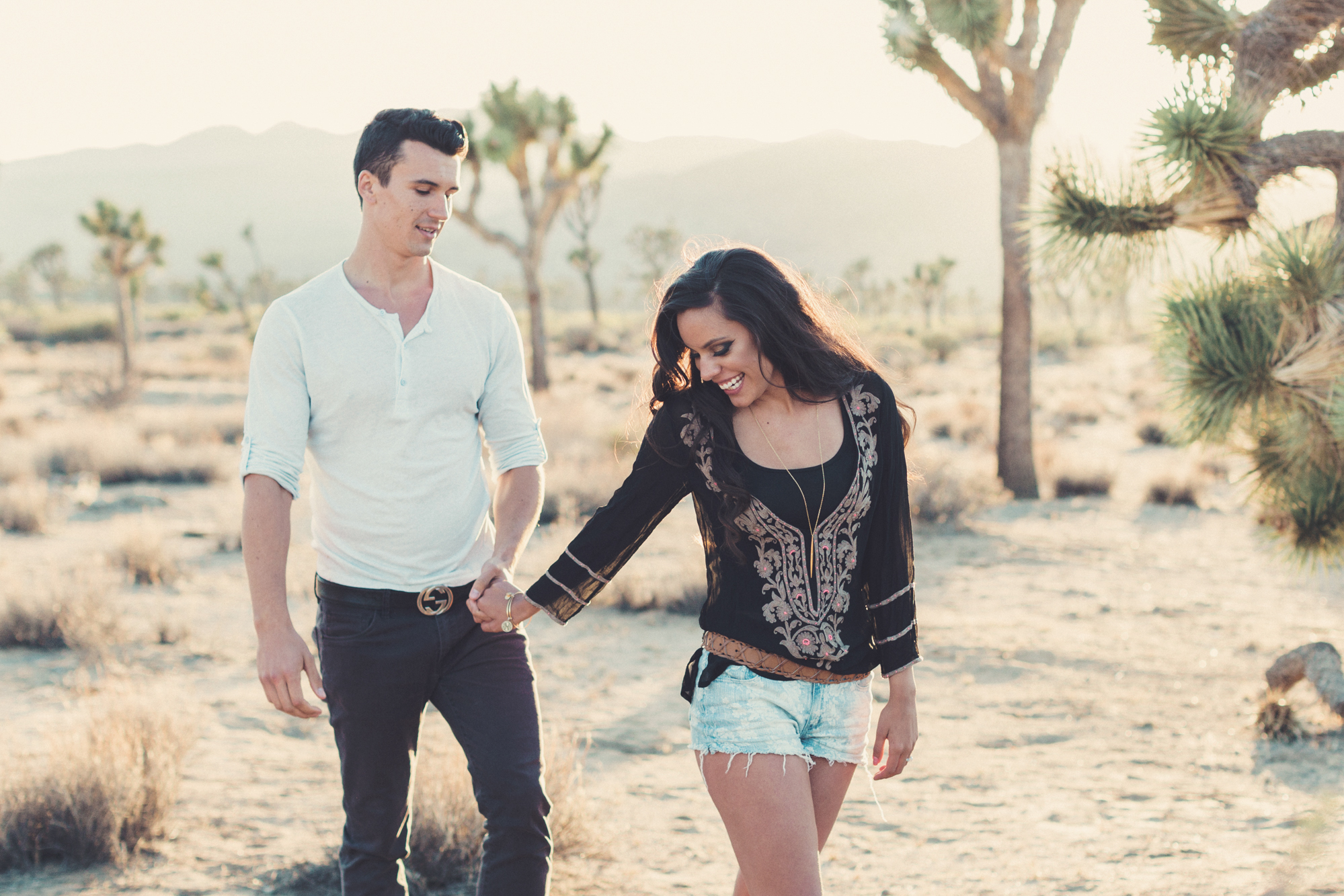 Joshua Tree engagement photos  @AnneClaireBrun 0025