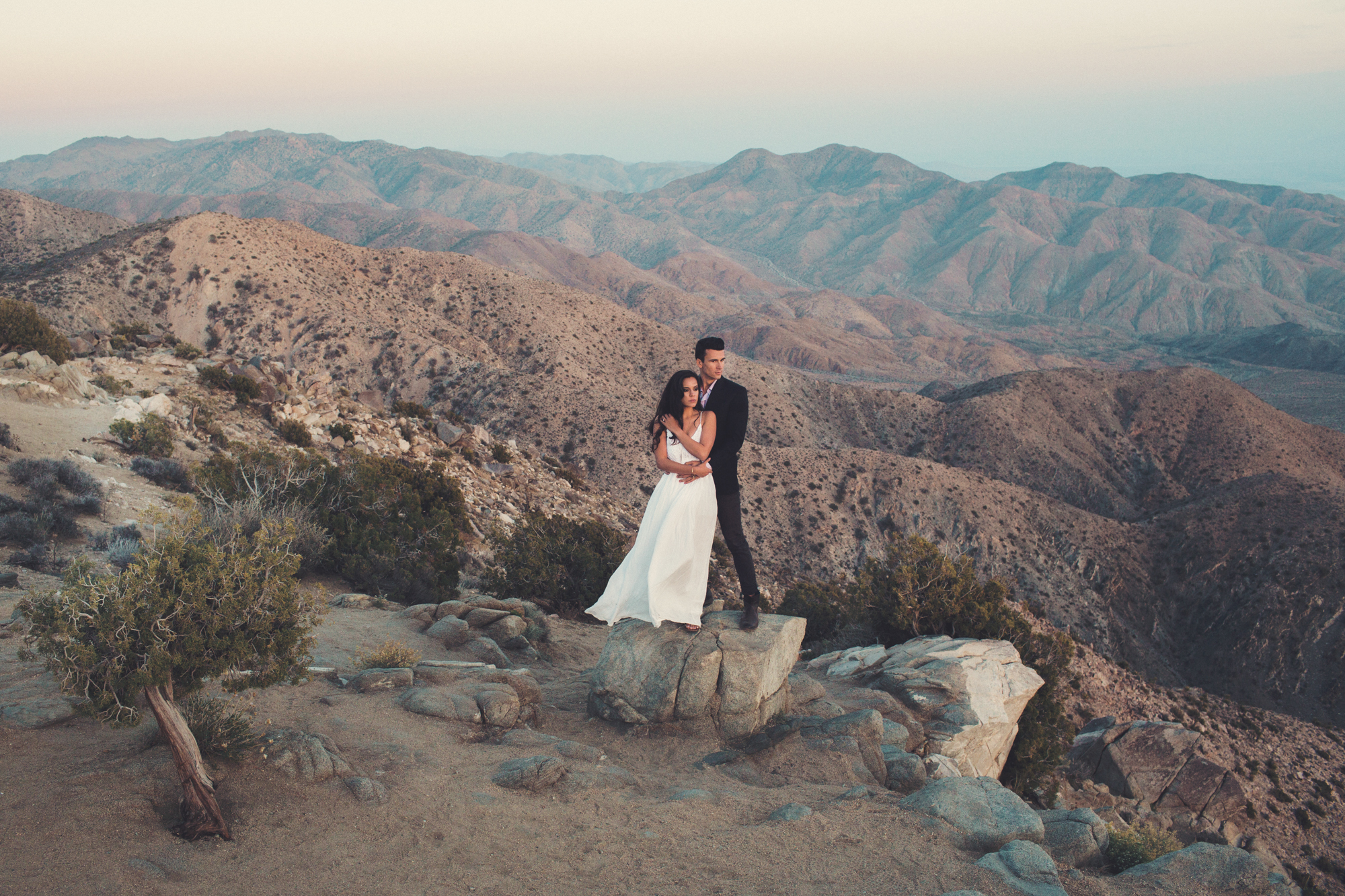 Joshua Tree engagement photos  @AnneClaireBrun 0033