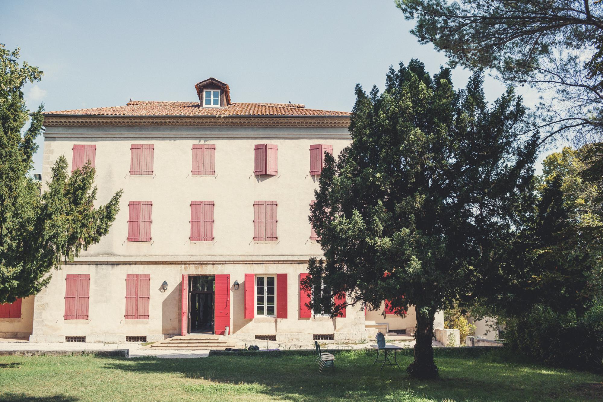 Mariage au Château d'Alphéran @Anne-Claire Brun 0001
