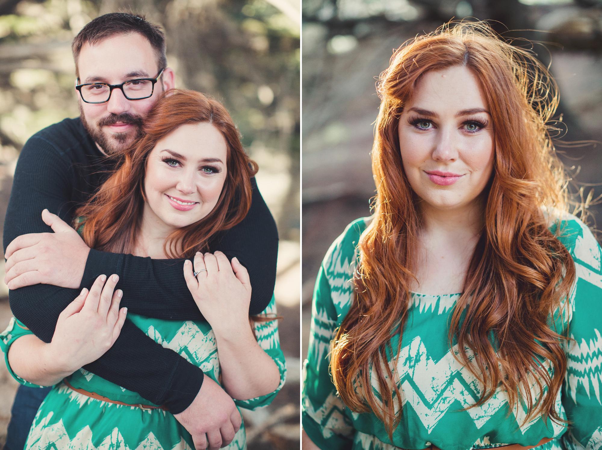 Engagement photos in Big Sur @Anne-Claire Brun 0009