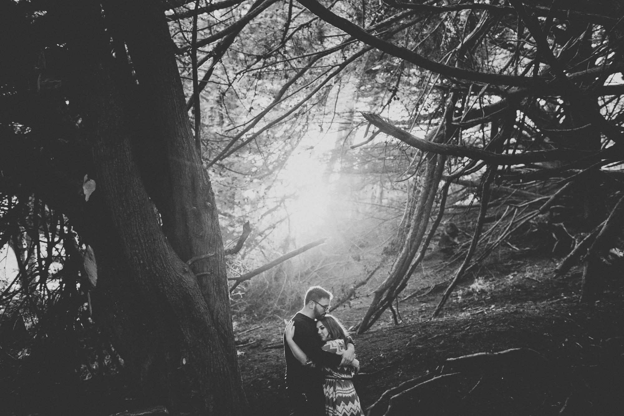 Engagement photos in Big Sur @Anne-Claire Brun 0010