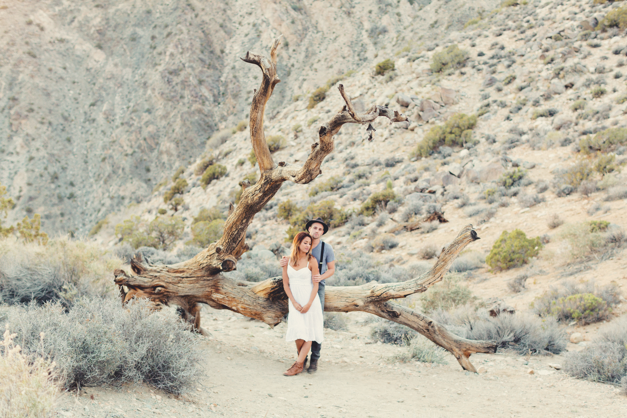 Joshua Tree Engagement Session @Anne-Claire Brun -1