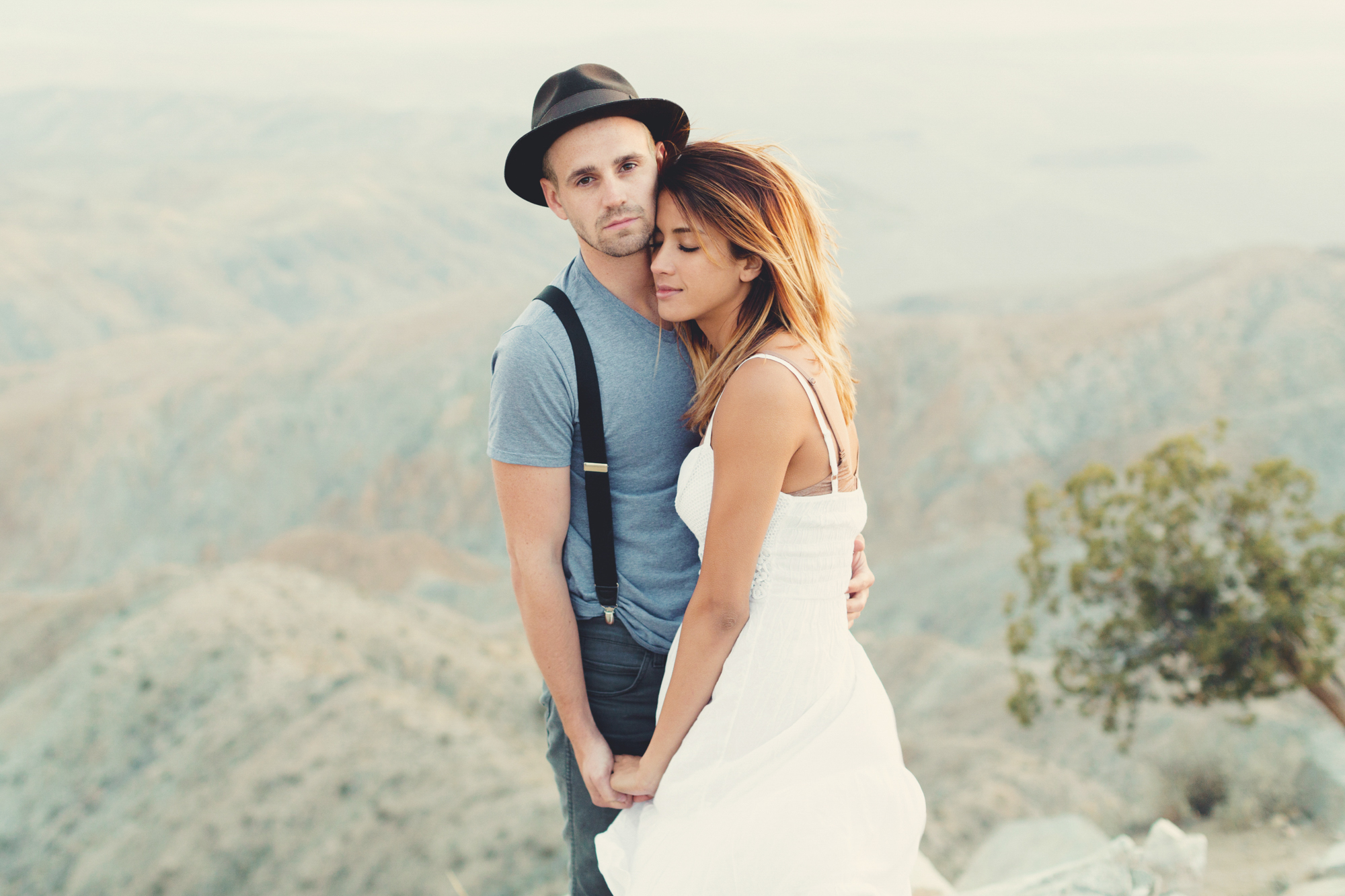 Joshua Tree Engagement Session @Anne-Claire Brun -15