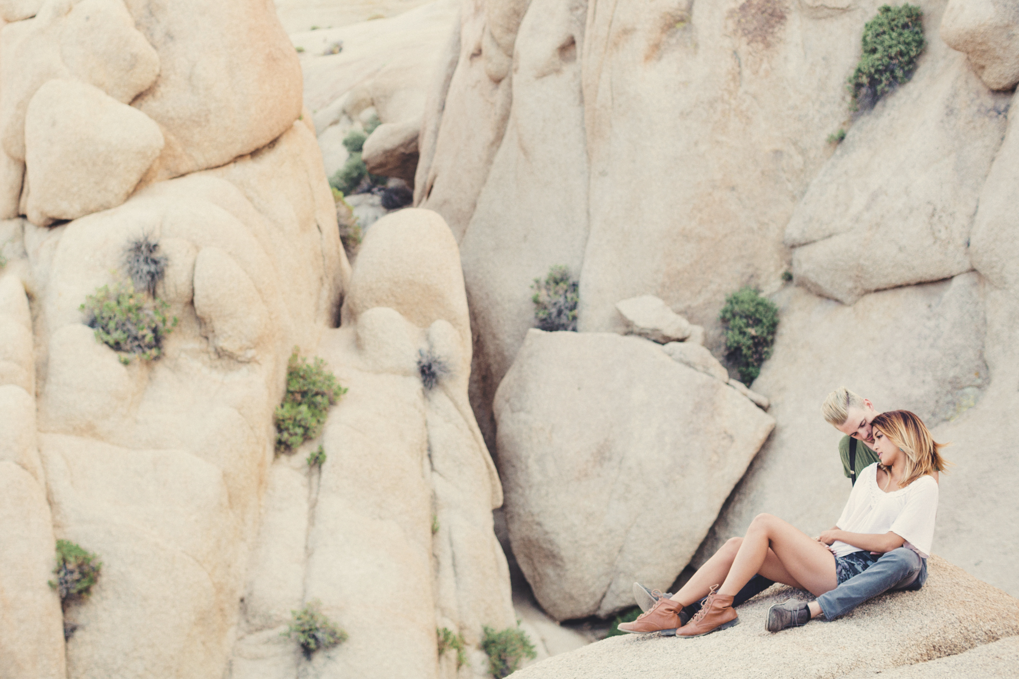 Joshua Tree Engagement Session @Anne-Claire Brun -28