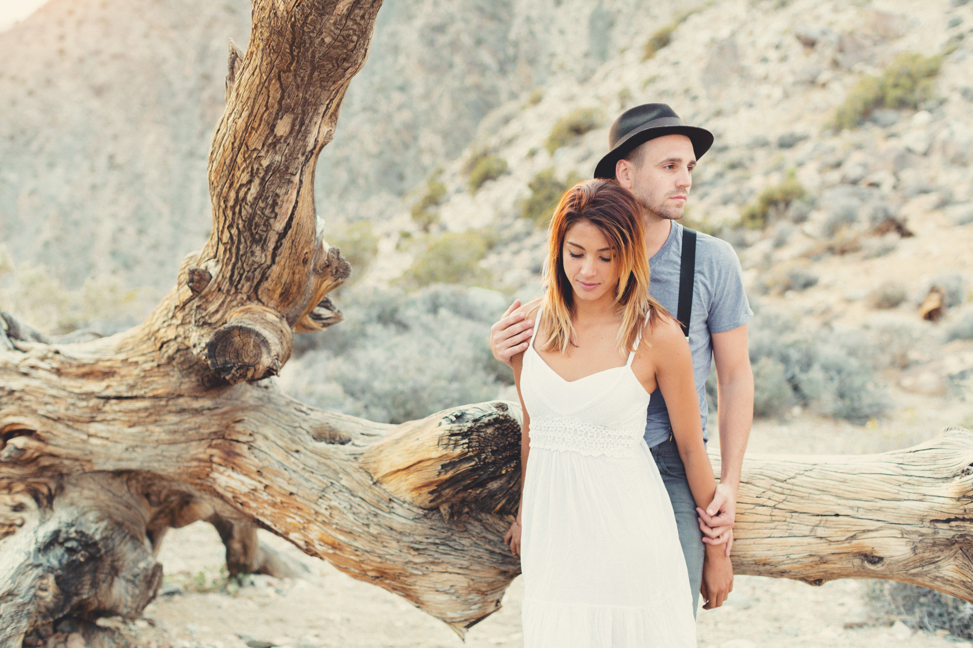 Joshua Tree Engagement Session @Anne-Claire Brun -30