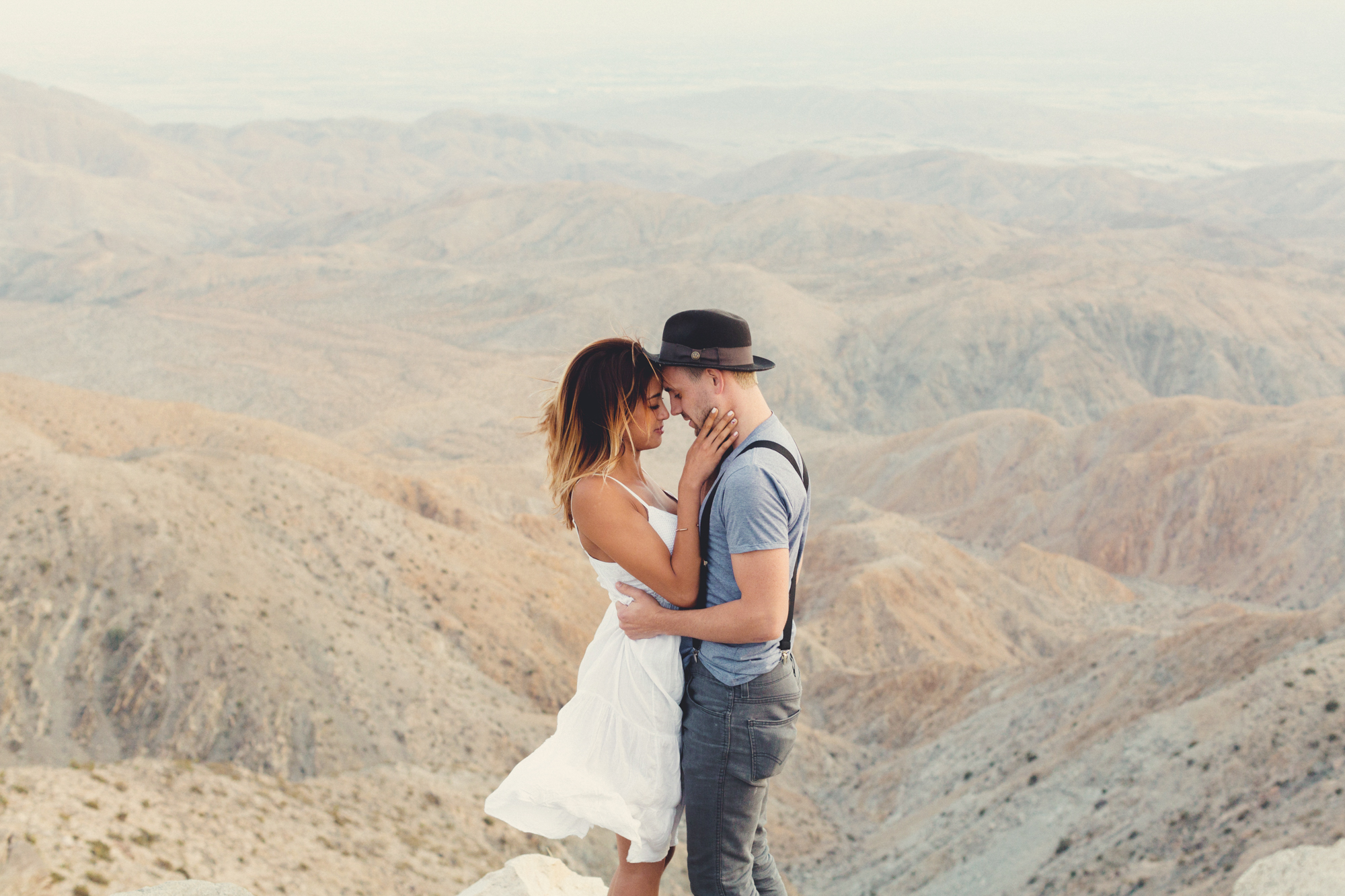 Joshua Tree Engagement Session @Anne-Claire Brun -32