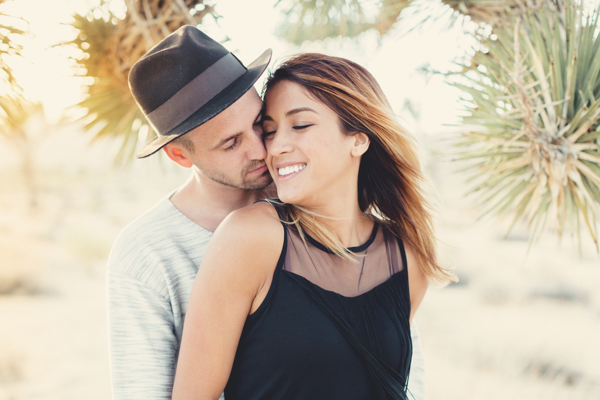 Joshua Tree Engagement Session @Anne-Claire Brun -33