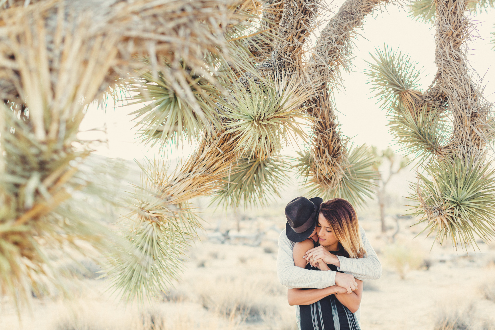 Joshua Tree Engagement Session @Anne-Claire Brun -5