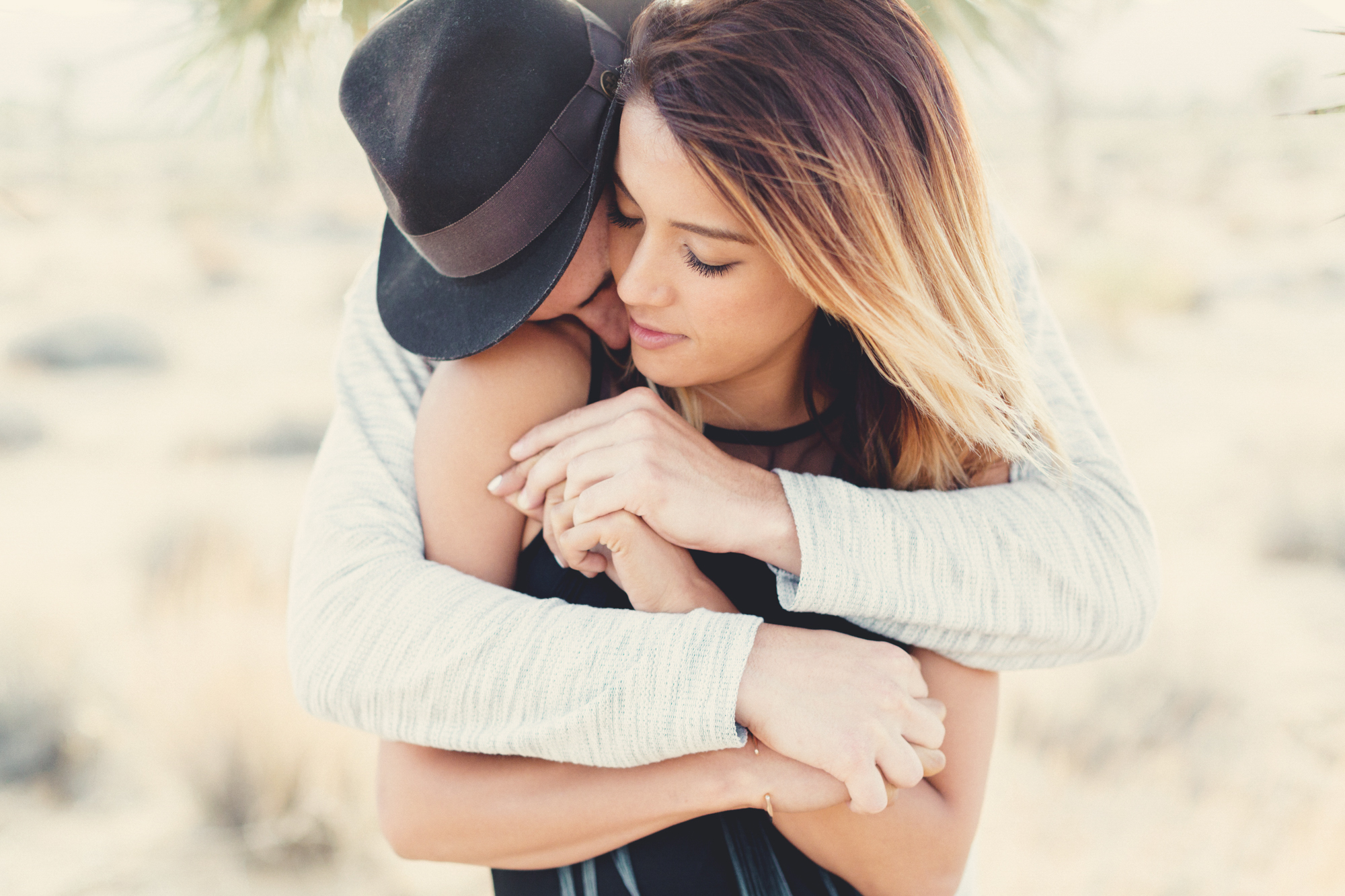 Joshua Tree Engagement Session @Anne-Claire Brun -50