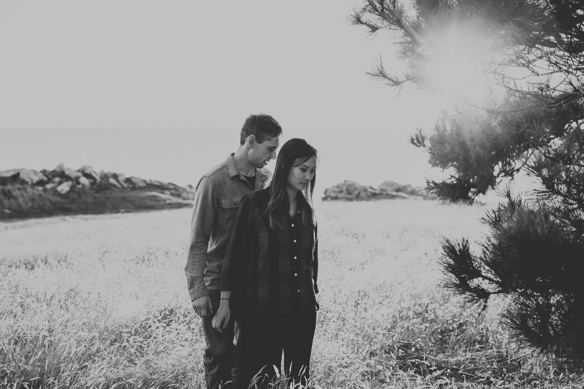 Outdoors Engagement Pictures @Anne-Claire Brun -0122